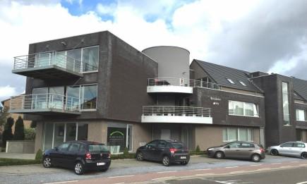 Recent appartement gelegen in het centrum.