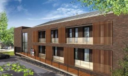 Residentie 'Eler-Park' - 8 nieuwbouwappartementen