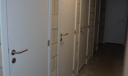 Recent gelijkvloers appartement (nr. 1.1) gelegen in het centrum.