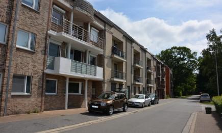 Duplex-appartement 3de verdieping met kelderberging