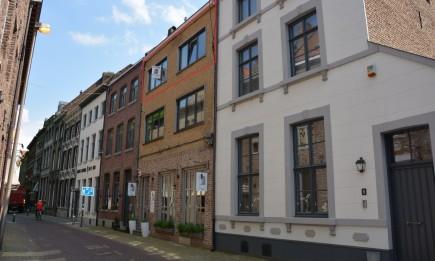 Appartement gelegen vlak aan de markt van Maaseik