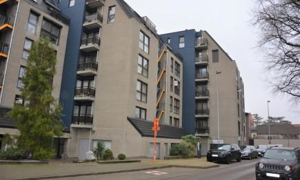 Appartement gelegen op de 3de verdieping