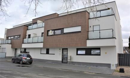 Recent appartement met 2 slaapkamers, ruim terras, kelderberging en ondergrondse parkeerplaats