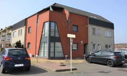Gelijkvloers appartement met ruim terras