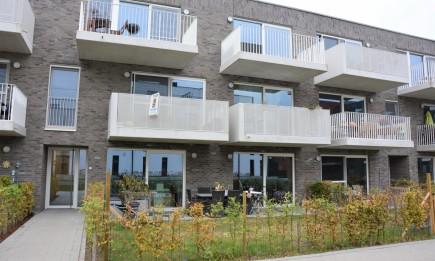 Recent appartement met autostandplaats en kelderberging.