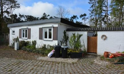 Vrijstaande woning met tuin