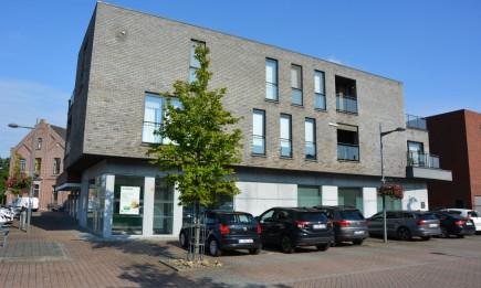 Recent appartement gelegen in het centrum