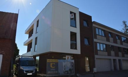 Nieuwbouwproject van 4 appartementen