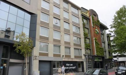 Appartement gelegen in het centrum. Inclusief parking in parkeergarage en kelderberging.