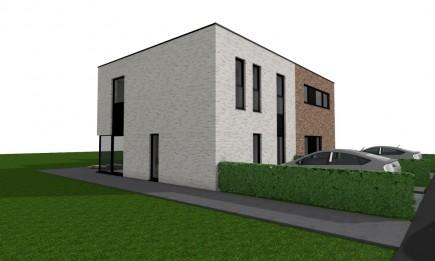 2 nieuwbouwwoningen
